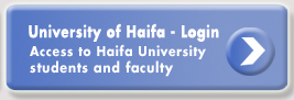 University of Haifa Community Login